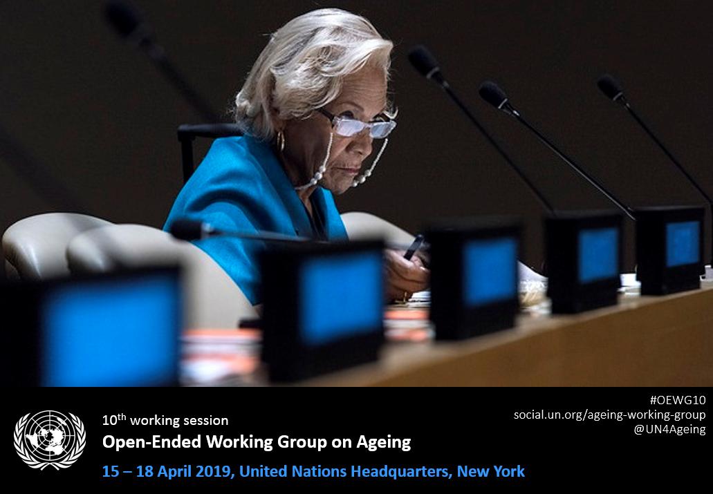 """La """"Fondazione d'Annunzio"""" parteciperà come Special Consultant al Gruppo di lavoro delle Nazioni Unite sull'invecchiamento"""